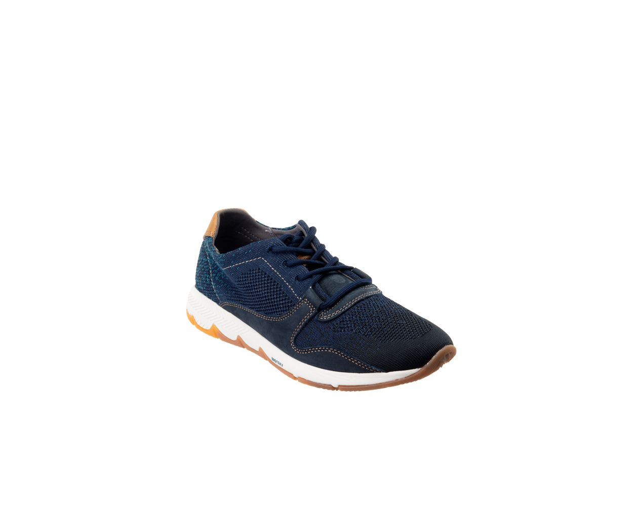 Hush Puppies TS Field Knit Lace In Navy