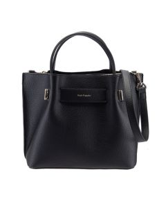 Hush Puppies Fairy - Satchel (L) In Black