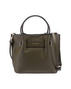 Hush Puppies Fairy - Satchel (L) In Olive