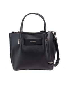 Hush Puppies Fairy - Satchel (M) In Black