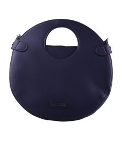 Hush Puppies Spotty - Handheld In Navy