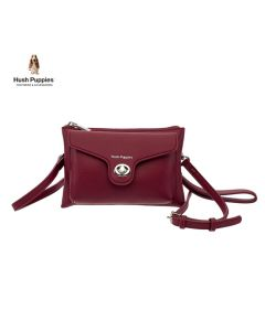 Hush Puppies Ariel - Sling In Red