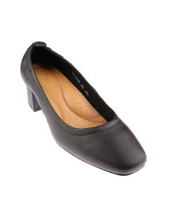 Hush Puppies Alitta In Black