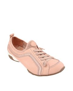 Hush Puppies Qualify In Pale Peach