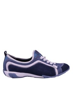Hush Puppies Qualify In Navy