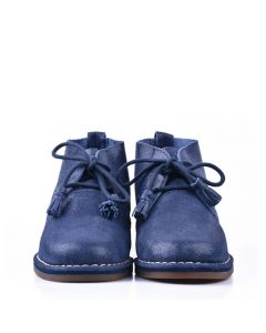 Hush Puppies Cyra Catelyn Basant In  Navyshimmer
