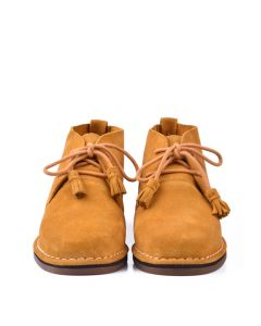 Hush Puppies Cyra Catelyn Basant In  Yellow