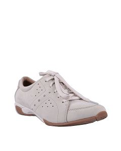 Hush Puppies Lax Coil In  Off White