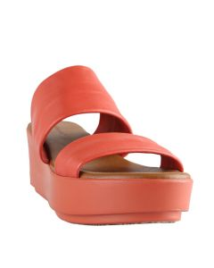 Hush Puppies Tara 2 Straps In  Coral