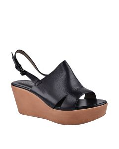 Hush Puppies Gladys In  Black