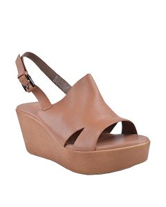 Hush Puppies Gladys In  Camel