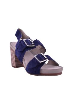 Hush Puppies Leonie Mariska In  Navy