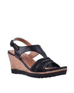 Hush Puppies Giselle In  Black