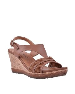 Hush Puppies Giselle In  Camel