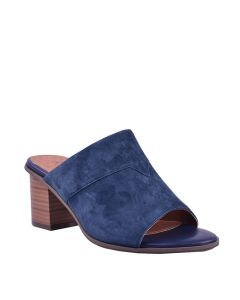 Hush Puppies Kelly In  Navy