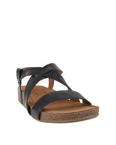 Hush Puppies Simona Slingback In Black