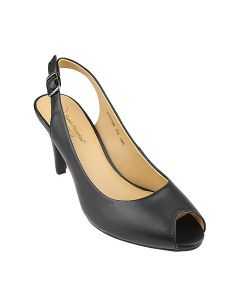 Hush Puppies Nicole In Black