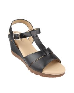 Hush Puppies Daphne Slingback In Black