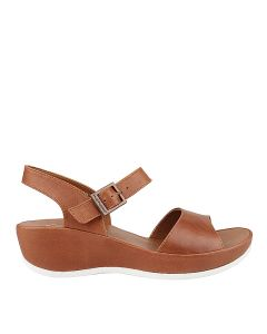 Hush Puppies Audrey Strap In Tan