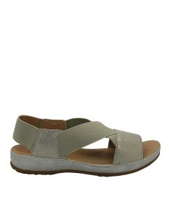 Hush Puppies Dorothy Cross In Silver