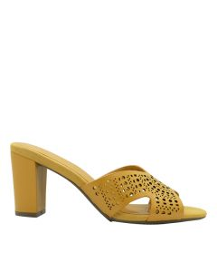 Hush Puppies Alice In Mustard