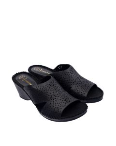 Hush Puppies Serena Slip On In Black
