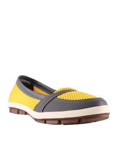 Hush Puppies Cloud Walker B1 In Yellow