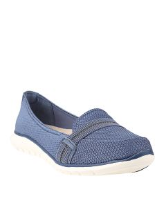 Hush Puppies Tricia Band Slip In Blue