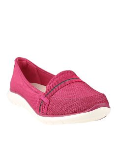 Hush Puppies Tricia Band Slip In Fuschia
