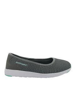Hush Puppies Brenda-Ballerina In Aqua