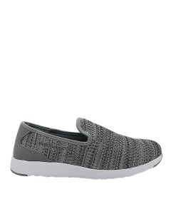 Hush Puppies Brenda-Slip On In Grey