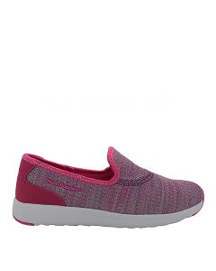 Hush Puppies Brenda-Slip On In Pink