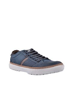 Hush Puppies Baldrick In  Navy