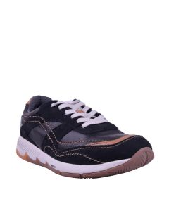 Hush Puppies Zev Ts Field In  Black