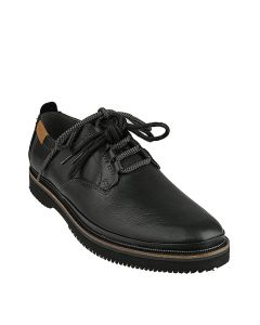 Hush Puppies Bernard Conv Oxford In Black