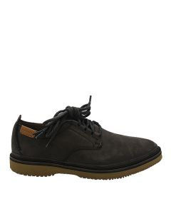 Hush Puppies Bernard Conv Oxford In Off Black