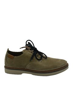 Hush Puppies Bernard Conv Oxford In Taupe