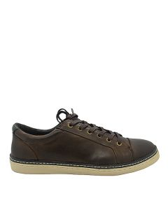 Hush Puppies Rickman Lace Up In Coffee