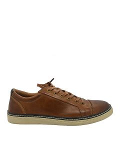 Hush Puppies Rickman Lace Up In Camel