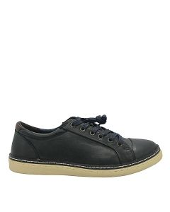 Hush Puppies Rickman Lace Up In Navy