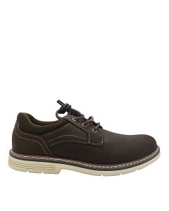 Hush Puppies Hoffman Lace Up In Brown