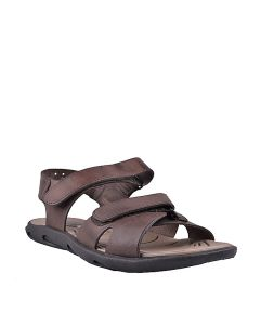 Hush Puppies Ouro Preto In  Dark Brown