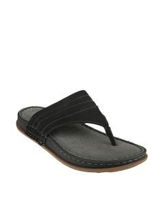 Hush Puppies Trani 2 Toepost In Black