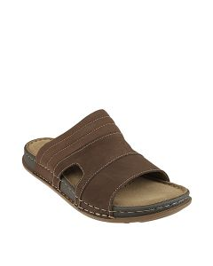 Hush Puppies Trani 2 Slide In Brown
