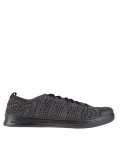 Hush Puppies Schnoodle Lace Up In Black