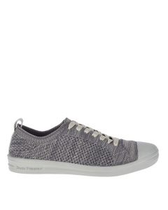 Hush Puppies Schnoodle Lace Up In Dark Grey