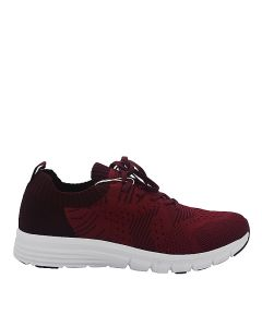 Hush Puppies Fernando In Maroon