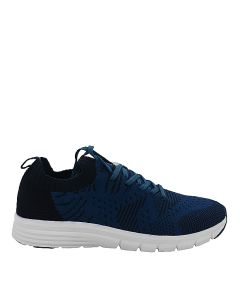 Hush Puppies Fernando In Navy