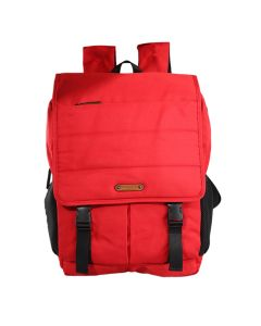 Caddy - Flap Backpack Red