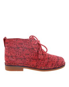 Hush Puppies Cyra Catelyn In Red